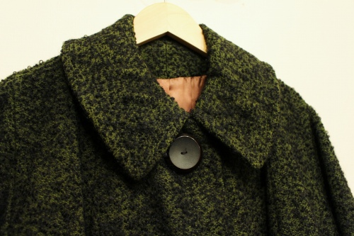 vintage coat & skirt