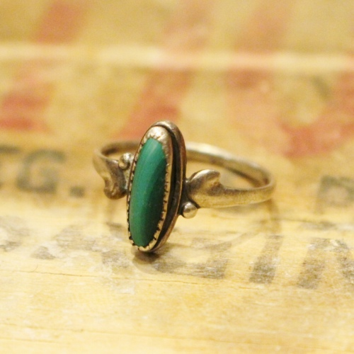 vintage bell trading ring