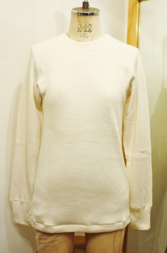 DEAD STOCK 70'S US MILITARY THERMAL (O.WHT)