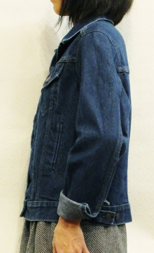 80'S LEVI'S DENIM JACKET (MADE IN USA)