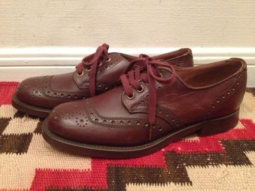 deadstock 40s dress shoes
