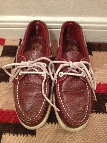 Quoddy moccasin