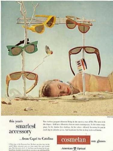 1949 american optical ad