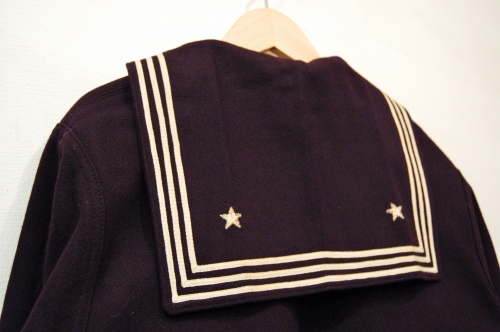 vintage us navy sailor tops