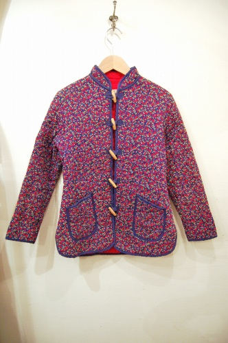 vintage quilting jacket