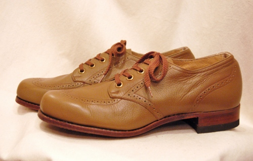 dead stock drew leather shoes