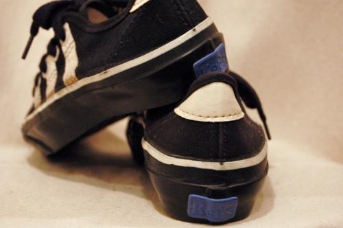 dead stock keds kids canvas sneaker