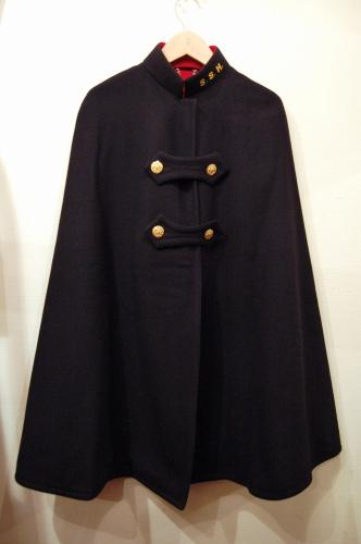 vintage nurse cape
