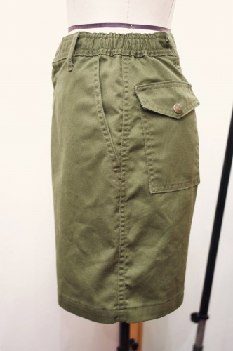 BOY SCOUT UNIFORM CHINO SHORT PANTS(OD)
