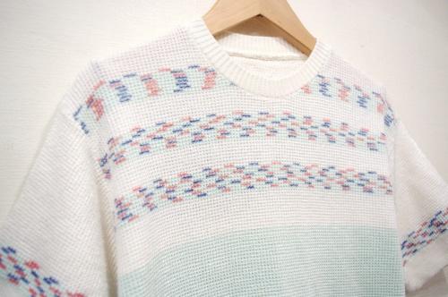 vintage summer knit
