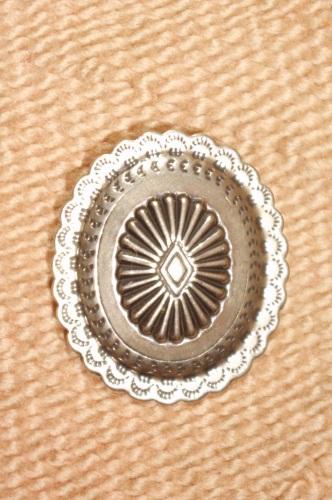 silver concho