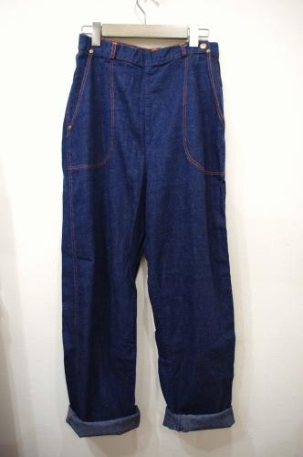 vintage ranch pants