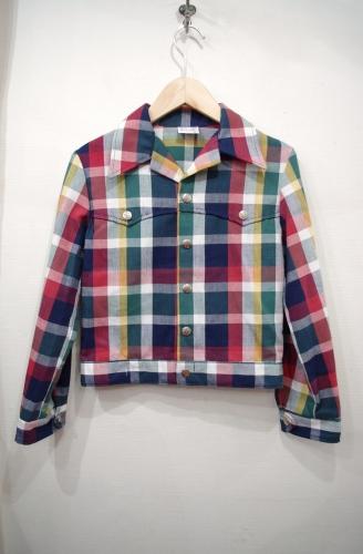 vintage short jacket