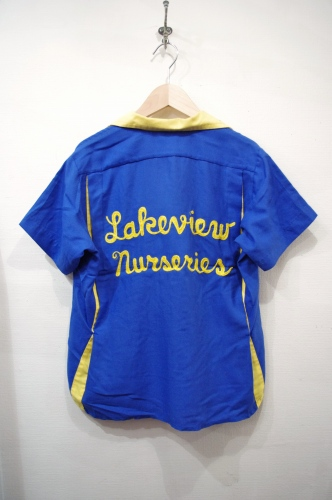 vintage bowling shirts