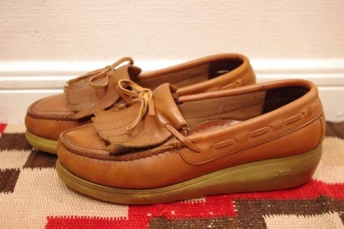 Ivintage loafer