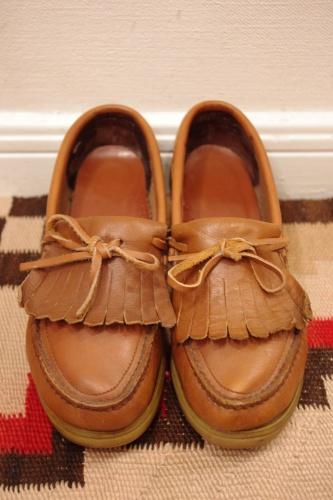vintage loafer
