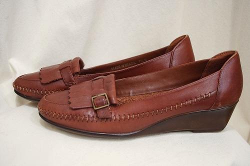 cobbie wedge loafer