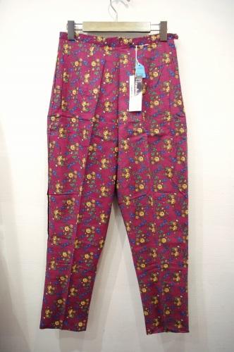 deadstock 60s cigarette pants