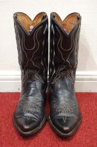 50's western boots