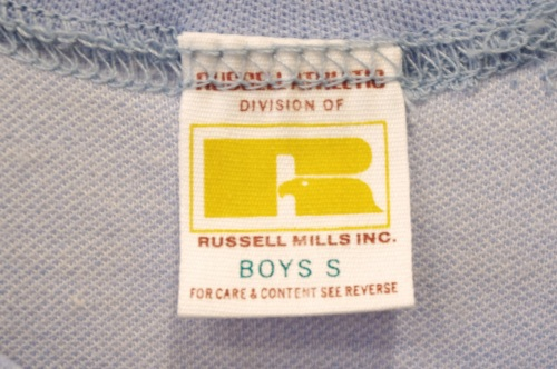 70'S~ RUSSELL DONKEY PRINTED T-SHIRTS(P.BLE)