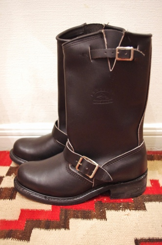 deadstock carolina engineer boots