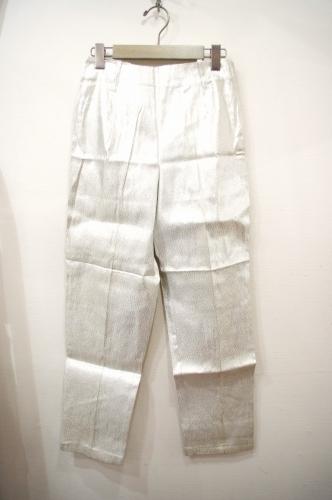 deadstock side zip pants