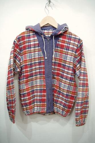 vintage seesucker jacket