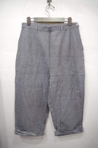 vintage cropped pants