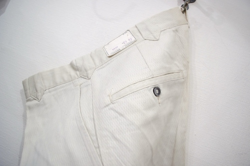 deadstock slacks pants