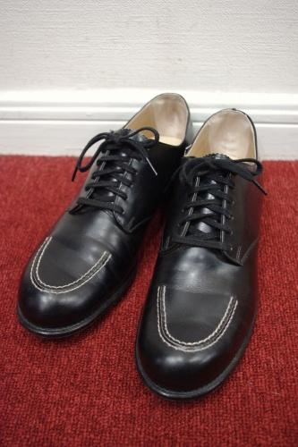 deadstock 40's lace up shoes