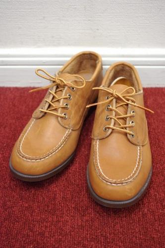 deadstock sebago shoes