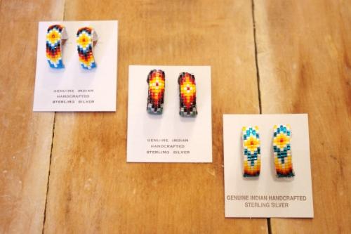 navajo beads pierce