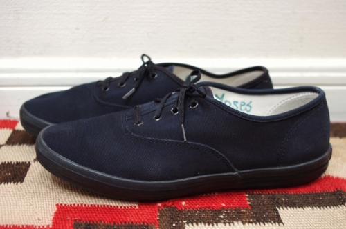 used keds canvas deck shoes