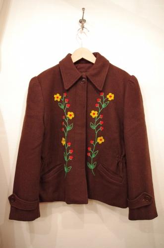 40s wool jacket
