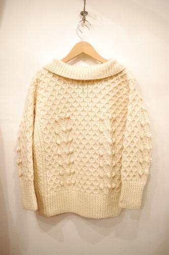 60s fisherman sweater