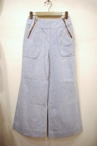 vintage 70s wide leg pants