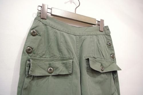 vintage 70s military pants