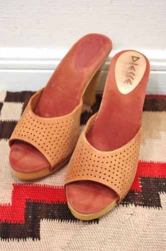vintage sandal