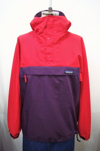 '97 PATAGONIA NEWMATIC PULLOVER PARKA