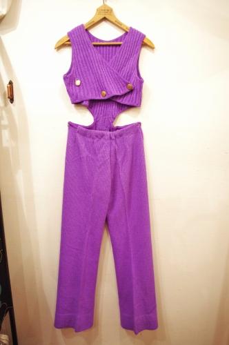 vintage jump suit
