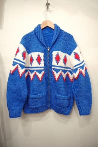 vintage cowichan sweater