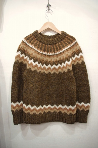 vintage sweter