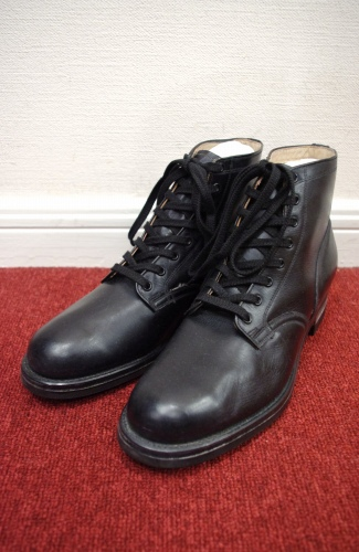 deed stock military field boots