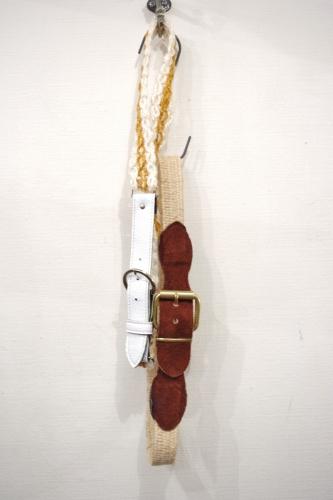 deadstock belt