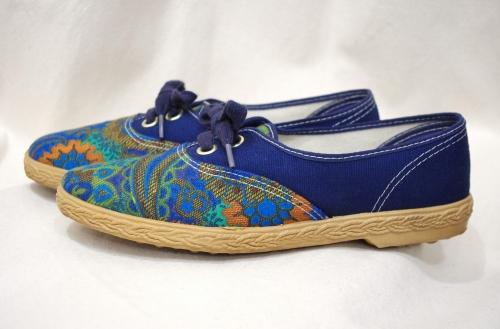 vintage canvas shoes