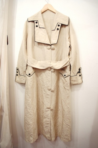vintage duster coat