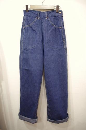 vintage lee denim pants