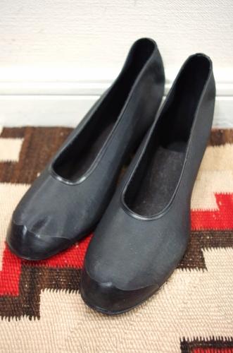 deadstock rain shoes