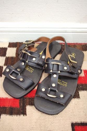 deadstock sandal