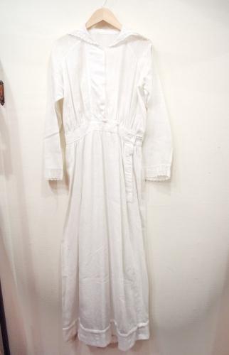 antique tea dress